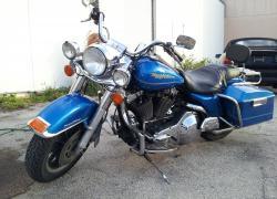 Harley Davidson RoadKing 1340cc.  vm.1996