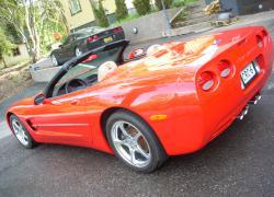 Corvette Convertible 2002